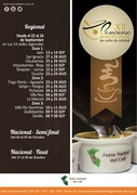 XII CONCURSO NACIONAL DE CAFES DE CALIDAD