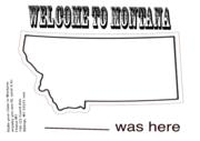 Welcome to Montana Mail Art Call