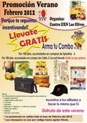 Promocion Febrero 2012 - Carnaval de Premios