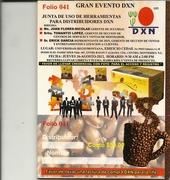 JUNTA DE USO DE HERRAMIENTAS PARA DISTRIBUIDORES DXN