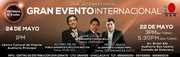 EVENTO INTERNACIONAL - PERÚ