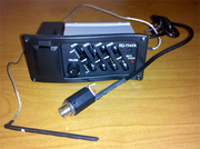 Pre-amp unit with included Rod Piezo!