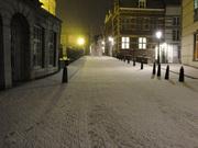 Stokstraat at night