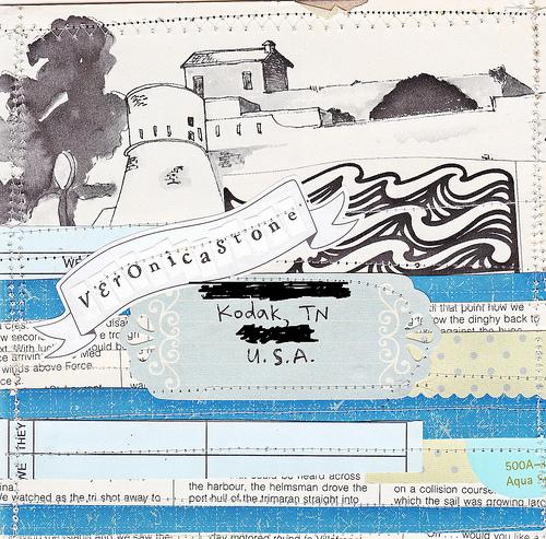Outgoing Envelope