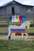 Paint Your Pony- Fundraiser Paint Out for the NC Therapeutic Riding Center