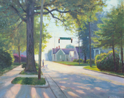 "3rd Annual en Plein Air ""Paint the Town"" Paint Out - Town of Cary"
