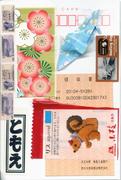 mail art,