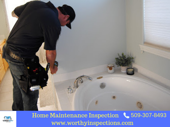 Home Maintenance Inspection - Worthy Home Inspection Services