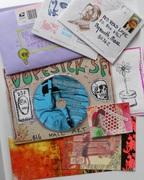 Return Mail Art 1-26-11