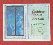 Mail-art by Emily Townsend (Colorado, USA)