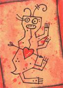 Doodle Bear Tattoo