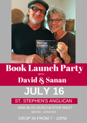 Book Launch Party in Montreal!