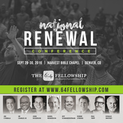The National Renewal Conference