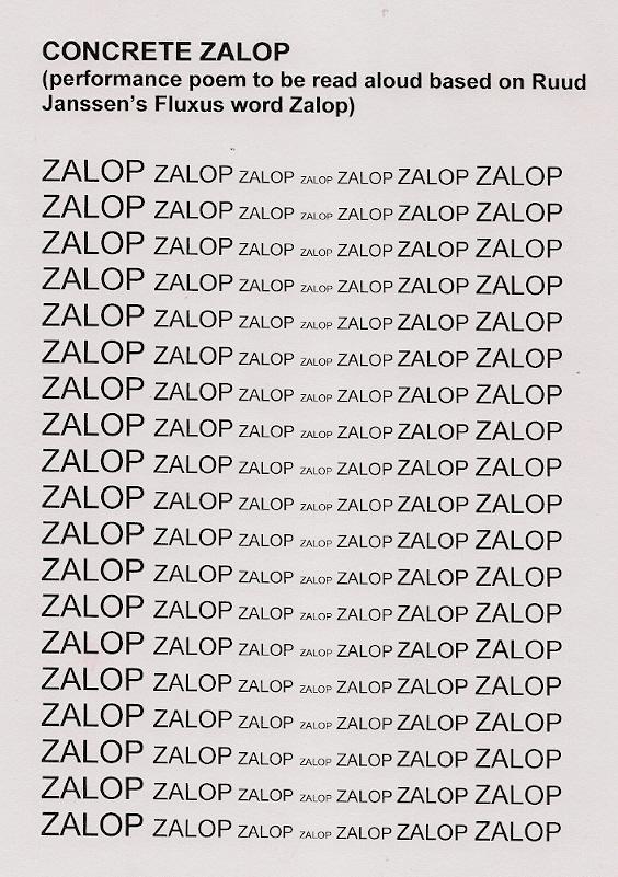 CONCRETE ZALOP
