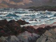 Fergal Flanagan: Landscape in Oils