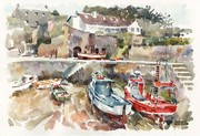 3 / 4 DAY WATERCOLOUR, Beginners and Intermediary