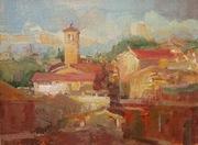 Painting the Tuscan Sun