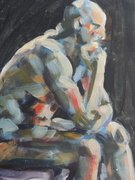 Full Day Life Drawing at The Swallowsnest Studio