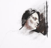 Portrait Workshop [Drawing] with David Begley at The Swallow's Nest Studio- Sunday April 7th