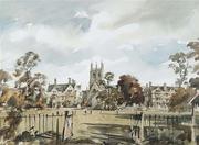 John Hoar Watercolour Workshop.