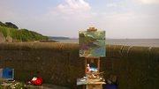 X1X Advanced Landscape Painting Course de Albarracin 2015