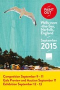 Plein Air events in Norwich and Wells-next-the-Sea