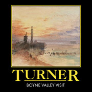 VISIT TURNERS AT NAT GALLERY + NAT MUSEUM (BOYNE VALLEY)