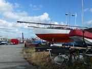 Boat Yard, Coal Harbour
