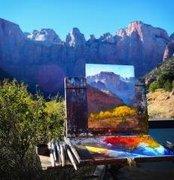 Zion National Park Plein Air Event