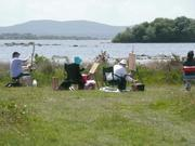 'Introduction to Outdoor Painting' a 3-Day Residential Workshop with John Dinan