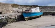 Balbriggan harbour paint out