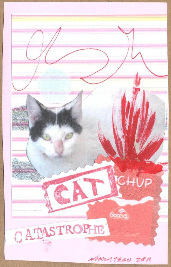Cat+ card from Katerina Nikoltsou