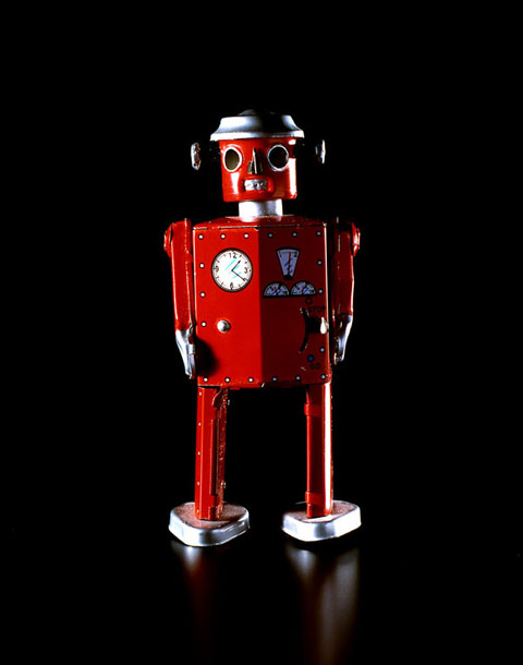 Collector Robot Toy