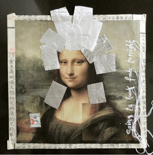 """Marie Wintzer - Mona Lisa Call """"Going to look FAB tonight"""""""