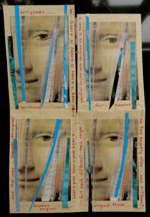 Katerina Nicoltsou (Greece) 4-fold Mona