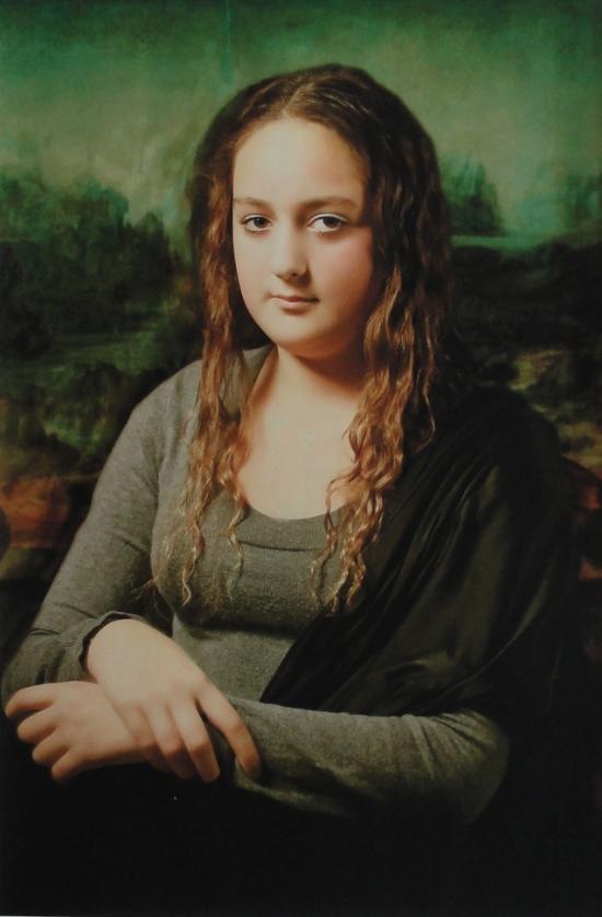 Rod Summers/VEC  Mona Lisa