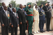 Grand Finale of 2013 Armed Forces Remembrance Day in Delta 4
