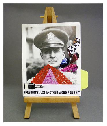 'Freedom...' from Lindsay Stewart