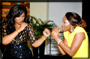 Omotola and Genevieve at AMVCA-1