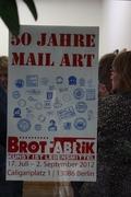 50 years of Mail Art in Berlin