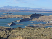 burial ground of Fort McCrae at Elephant Butte