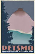 Petsmo Travel Poster