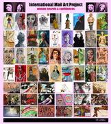 INTERNATIONAL MAIL ART PROJECT ABOUT WOMEN