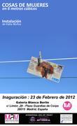COSAS DE MUJERES:: EXPO MADRID 2012