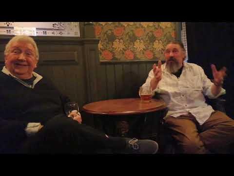 Chickenbone John interviewed at Henry's Blueshouse