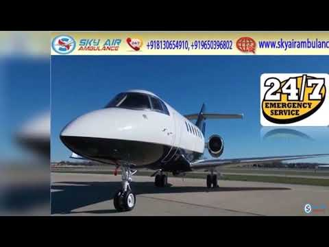 Use Excellent and Cheap Air Ambulance Service in Patna