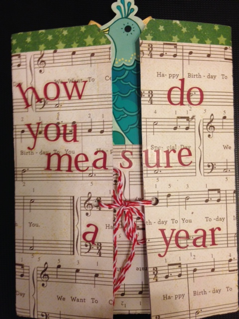 How Do You Measure a Year