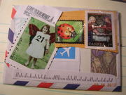 ATC Swap with A POSTAL theme