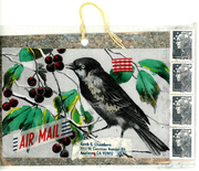 Mail Art (side 1)  from Laurence Gillot