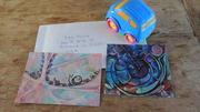 Postales Caracol Snails